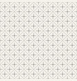 seamless minimalistic pattern vector image