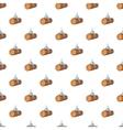 Log load pattern cartoon style vector image vector image