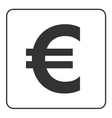 Euro sign Symbol of currency finance business and