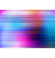 abstract motion colorful background vector image