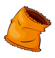 Chips container vector image