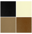 Leather textures vector | Price: 1 Credit (USD $1)