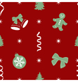 patterns with decorations vector image vector image