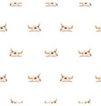 animal skull in a desert seamless pattern vector image vector image