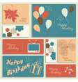 For happy birthday card vector | Price: 3 Credits (USD $3)