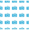 Unique Camera seamless pattern vector image vector image