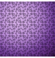 Antique pattern background Purple seamless vector image