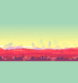 fantastic landscape game background surface