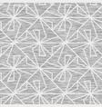 line geometric gray marl heather seamless pattern vector image vector image