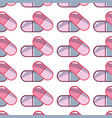 pills treatment pharmaceutical medication to care vector image vector image