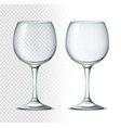 3d wine cocktail glass for alcohol drinks