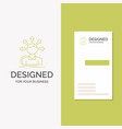 business logo for conversion difference diversity vector image