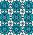 Pattern in turkish style vector image