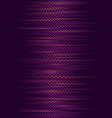 background with purple horizontal wavy lines vector image vector image
