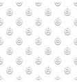 farm organic pattern seamless vector image