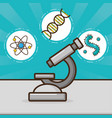 laboratory tool science vector image