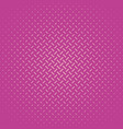 pink halftone stripe pattern background template vector image vector image