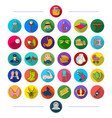protection sport art and other web icon in flat vector image