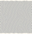seamless abstract pattern with dots in vector image vector image