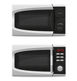 microwave oven 03 vector image