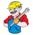 Plumber1 resize vector image vector image