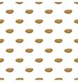 Fresh potato pattern cartoon style vector image