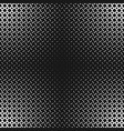 geometrical halftone pattern background - graphic vector image vector image