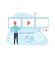 web design and development digital content
