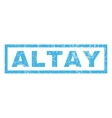 Altay Rubber Stamp vector image vector image