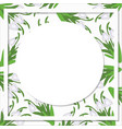 postcard on a pattern with snowdrops vector image vector image