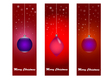 Merry-Christmas-banner vector image