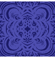 Moroccan tiles ornaments in blue and white colors vector image vector image