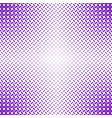 retro abstract halftone stripe pattern background vector image vector image