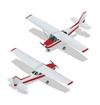 a airplanes Airplane vector image vector image