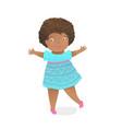 toddler girl african american preschooler child