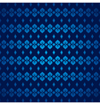 blue modern classic design pattern vector image vector image