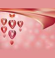heart3 vector image vector image