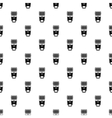 Photo camera flash pattern simple style vector image vector image