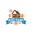 Logo of the kids camp