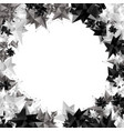 modern geometric shape 3d polygon vector image