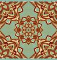 colorful oriental ornament vector image vector image