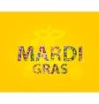 Mardi Gras Circles vector image