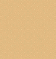 beige background endless east diagonal pattern vector image vector image