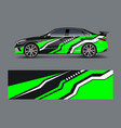 car decal graphic abstract racing designs