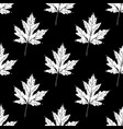 Prints of leaves of trees seamless pattern