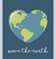 happy earth day world environment day vector image vector image
