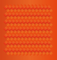 orange seamless weave pattern vector image
