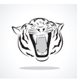 tiger vector image