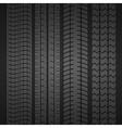 Wheel tire set vector image vector image