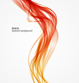 Abstract colorful background vector image